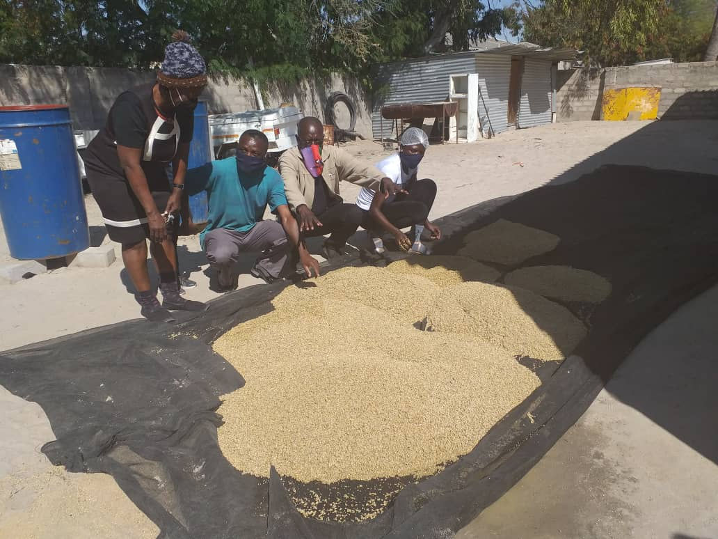 Northerners in Namibia come to rescue of needy residents with Home Grown initiative