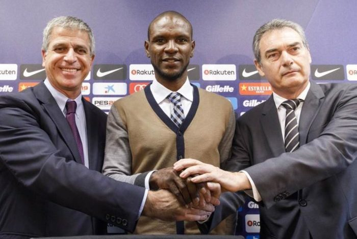 OFFICIAL: Barcelona sack sporting director Eric Abidal
