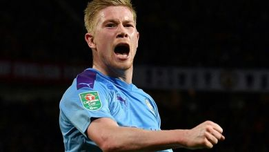OFFICIAL: De Bruyne named EPL Player of the Season for 2019-20