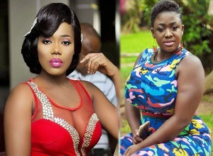 Maame Dokono calls on Ghanaians to forgive Tracy Boakye and others