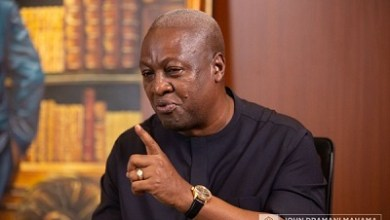 Mahama insists that the next administration of the NDC will turn the nation