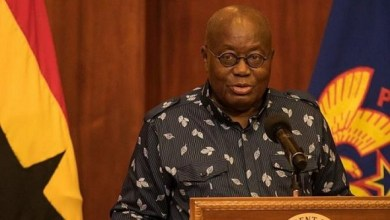 I am humbled to be re-elected – President Akufo-Addo