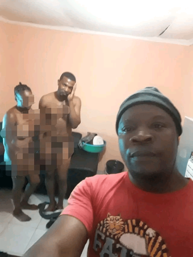 Man Caught His Best Friend And Wife in Bed, Took Nude Selfie with Them