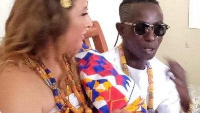 Patapaa Finally Marries His German Girlfriend