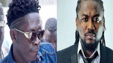 But for NAM 1 poverty would've killed you- Samini jabs Shatta Wale