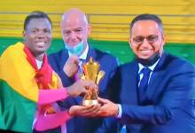 Black Satellites win 4th AFCON on Ghana's Independence day