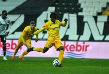 Joseph Paintsil grabs brace to rescue draw for Ankaragucu against Besiktas