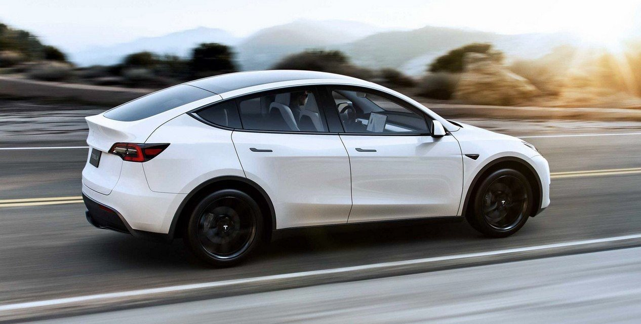 Tesla Model Y Reportedly coming to Market next Month