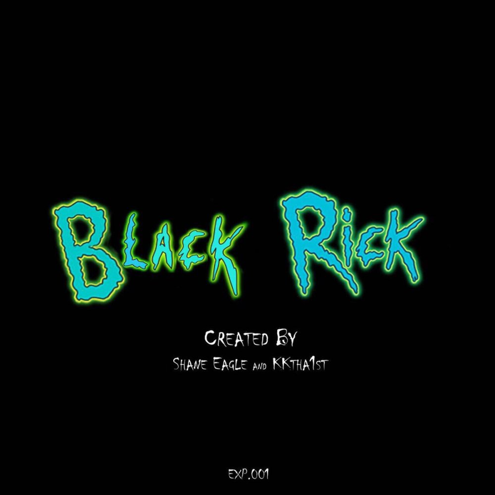 Shane Eagle – Black Rick [Song Of The Week] DQbkvTRUMAAorEI