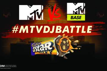 WIN! Double Tickets to the MTV DJ Battle & a Pair of Budds By DJ Fresh Wireless Bluetooth Earphones MTV Image 2