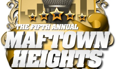 Get ready for Maftown Heights – promising to be BIGGER than EVER! Maftown Heights logo