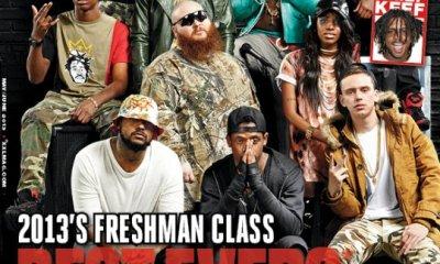 SA's Freshman Class of 2013? XXL Freshmen