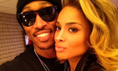 All you want for your birthday is an engagement ring! future ciara