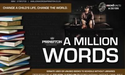 DBN rapper drops a million word campaign million words2