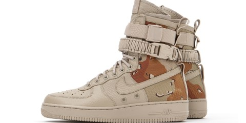 Listen To TSK's New 'HIGHTIDE' EP nike sf af1 desert camo preview 05