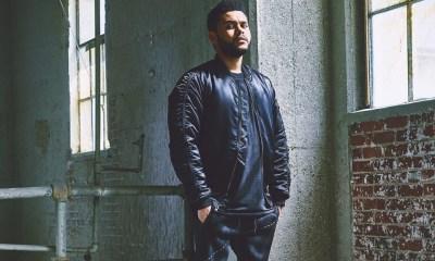 The Weeknd Has Become Puma's Global Brand Ambassador puma signs the weeknd 01 960x640