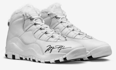 MJ & Tinker Hatfield Signed Air Jordan Xs Sell For More Than 71K. s l1600 hqiv93