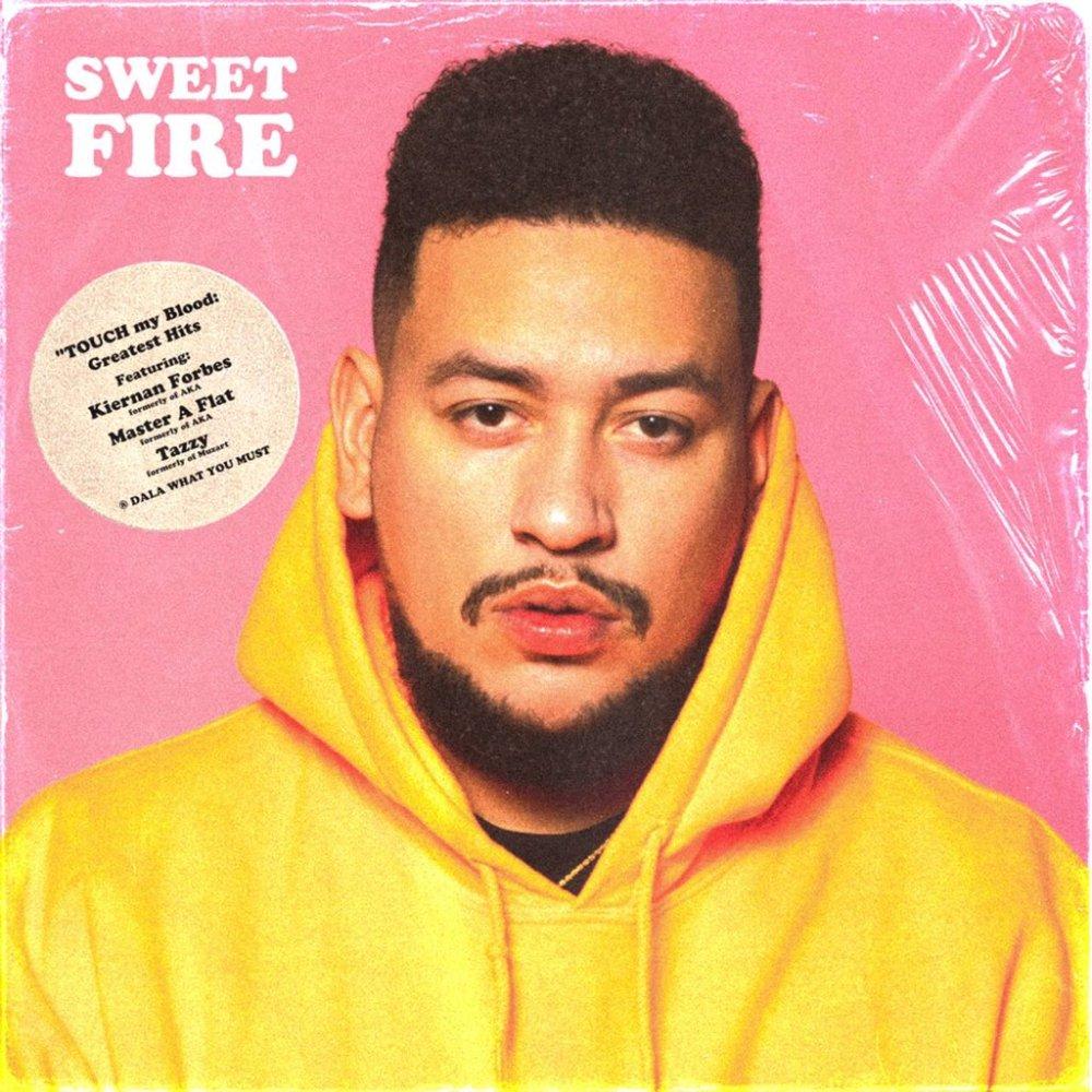 Listen To AKA's New 'Sweet Fire' Song DUc0SlpX0AA5N3o