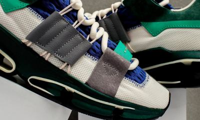 adidas New adidas Twinstrike ADV Colorway Revealed [SneakPeak] adidas twinstrike adv white green blue grey 003