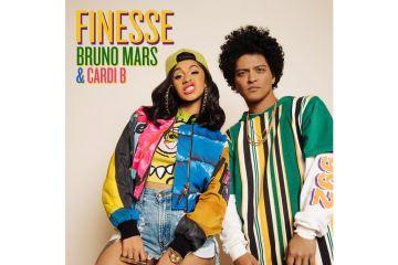 Bruno Mars & Cardi B Drop New 'Finesse' Remix [Listen] bruno mars cardi b finesse remix
