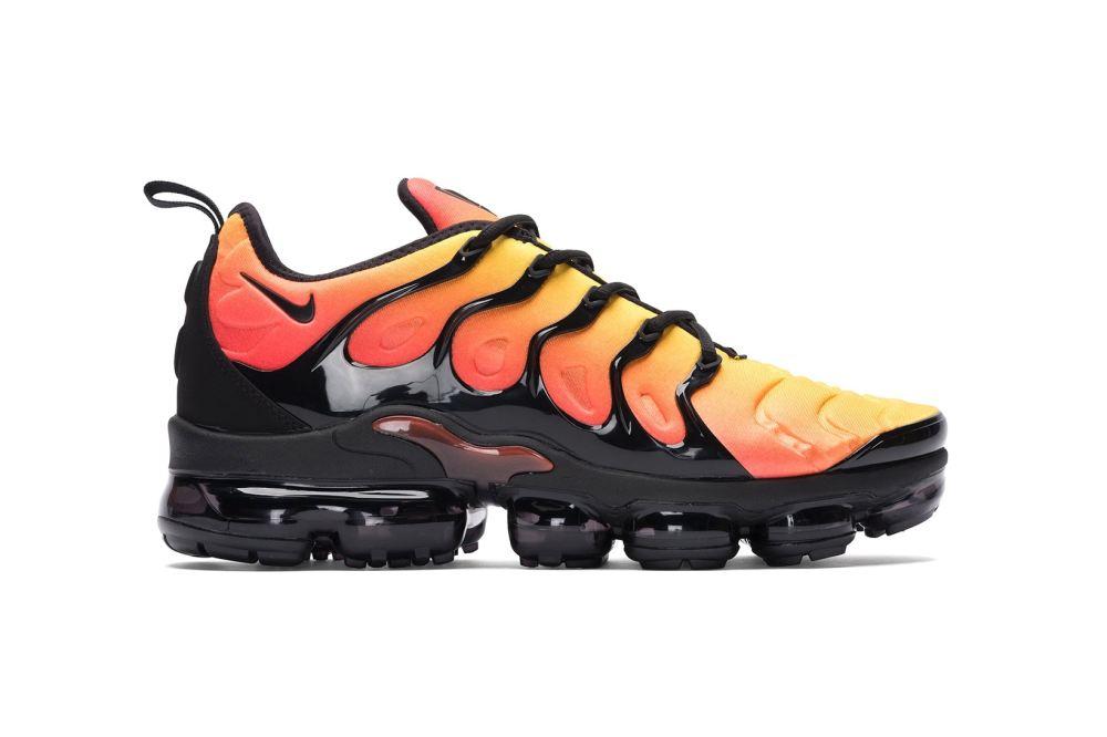 Nike Air Vapormax Plus 'Total Orange' [SneakPeak] nike air vapormax plus total orange 1