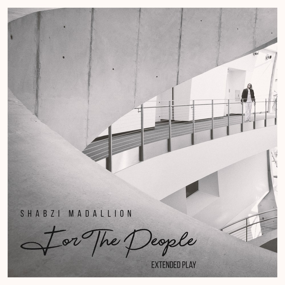 shabzi madallion Listen To Shabzi Madallion's New 'For The People' EP For The People EP Front Cover Art