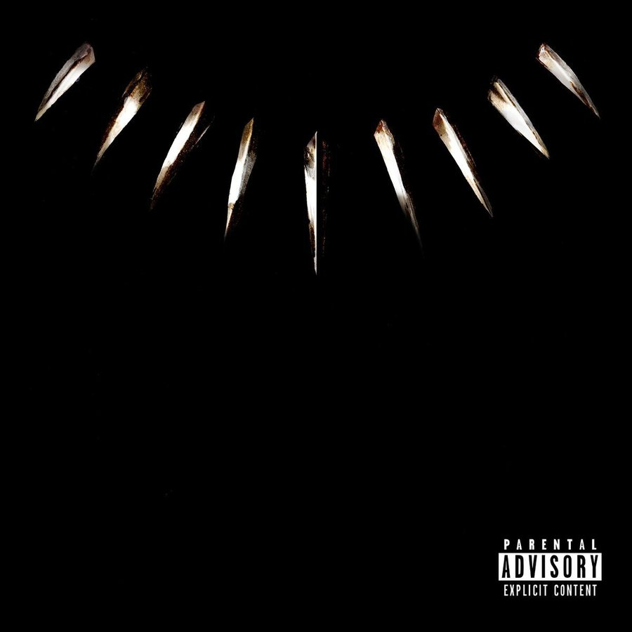 kendrick lamar Kendrick Lamar Sends A Thank You Message To All 'Black Panther' Guests For Helping Him Execute A Sound black panther sq b2bd19381f3b69b605d2470c0d0e4dcd46fb632b s900 c85