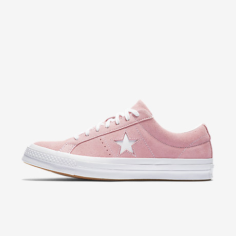 All Things Valentines List [HYPE Love] converse one star classic suede low top unisex shoe