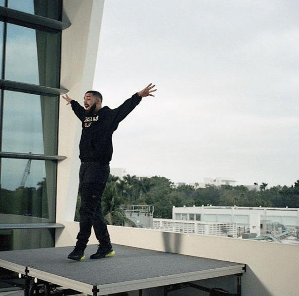 Watch Drakes New 'God's Plan' Music Video drake
