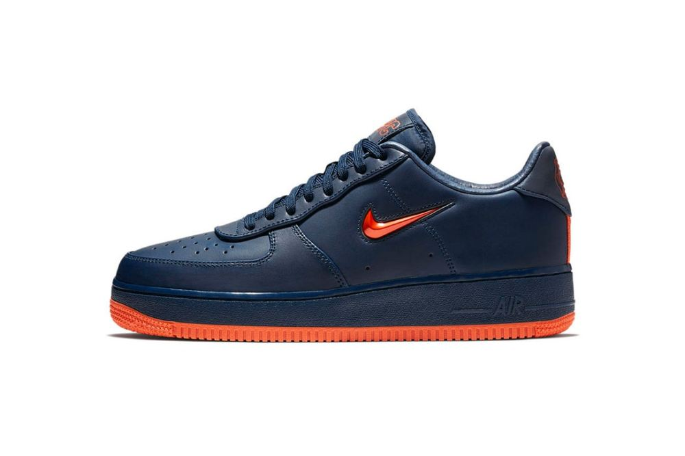 Nike 'NYC' Air Force 1 Trio [SneakPeak] nike air force 1 nyc obsidian brilliant orange 5