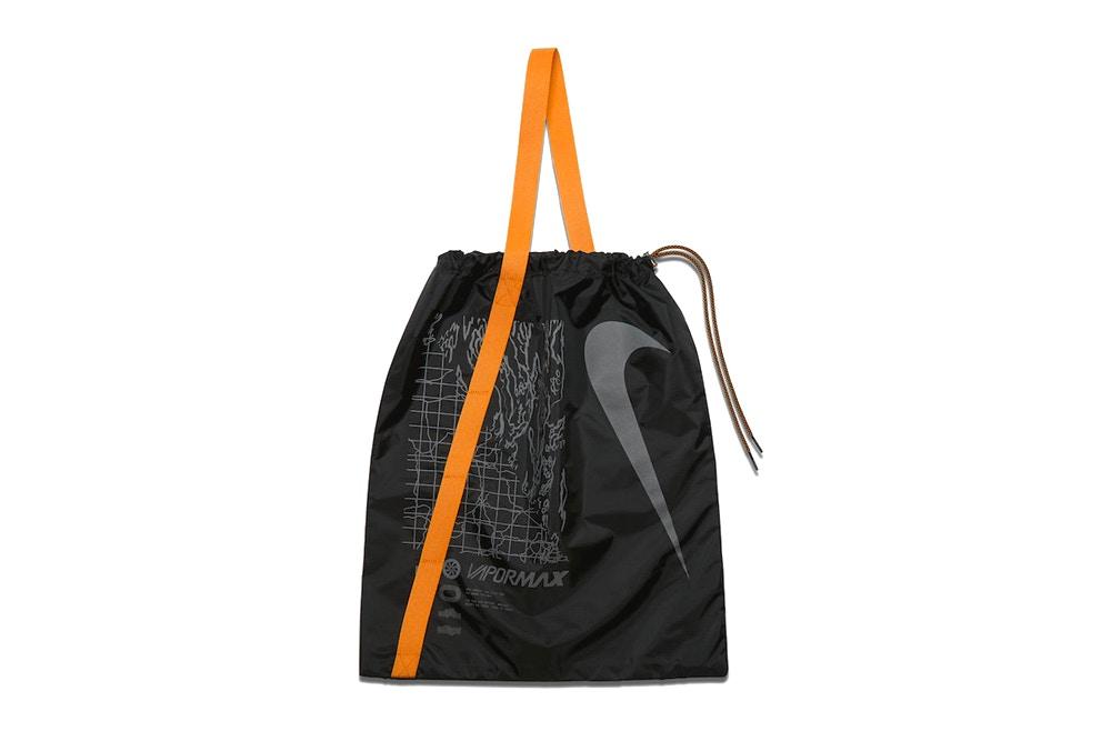 Nike Air VaporMax Utility 'Orange Peel' [SneakPeak] nike air vapormax utility orange peel release date 007