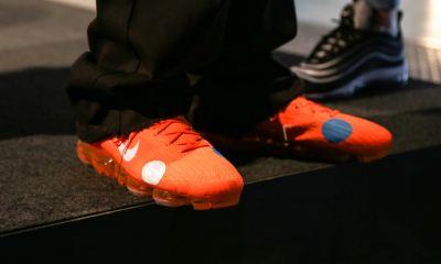 virgil abloh Virgil Abloh's Forthcoming Project With Nike Football Teased [SneakPeak] virgil abloh teases nike mercurial vapormax hybrid 5