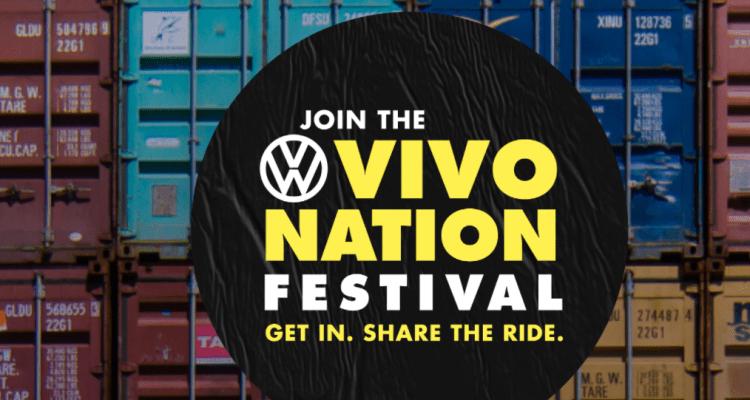VW South Africa Creates First-Ever VW #VIVOnation Music & Lifestyle Festival vivonation