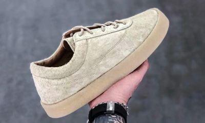 YEEZY Season 6 Suede Crepe Sneaker [SneakPeak] yeezy season 6 suede crepe sneaker closer look 001