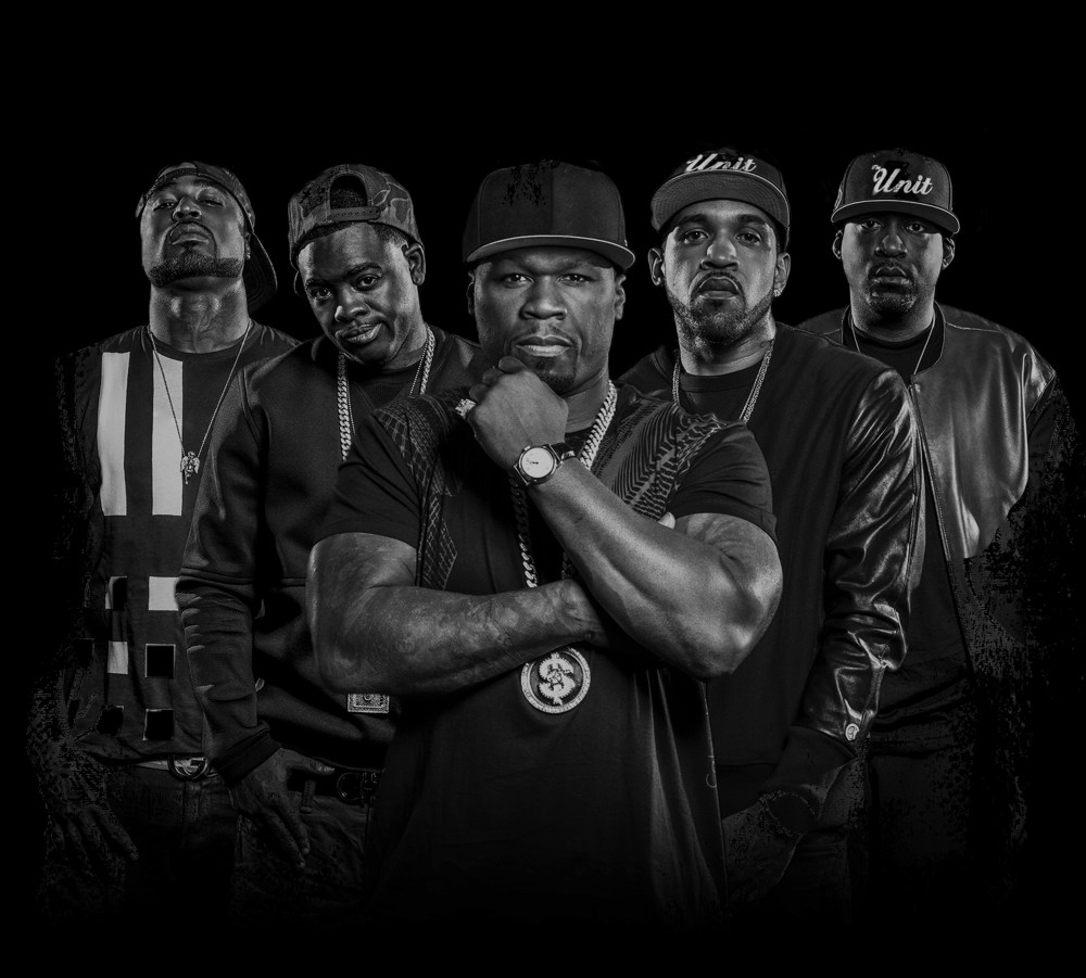50 Cent Hints At New G-Unit Project [Listen] Gunit BW