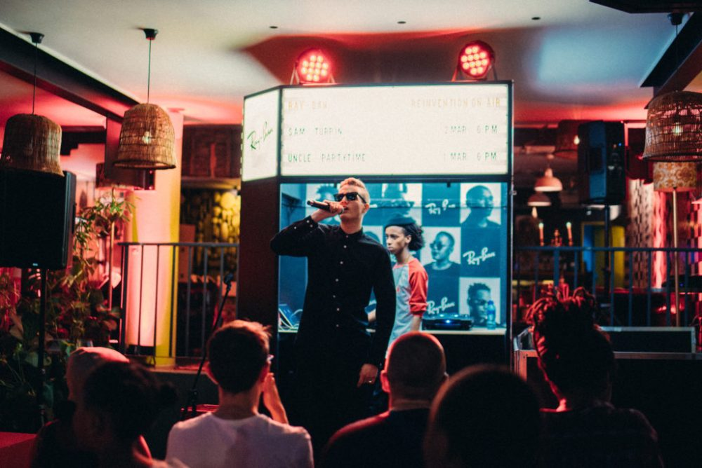 Ray-Ban Reinvention On Air   Event Round-Up Ray Ban Reinvention On Air SamTurpin 16 1024x684