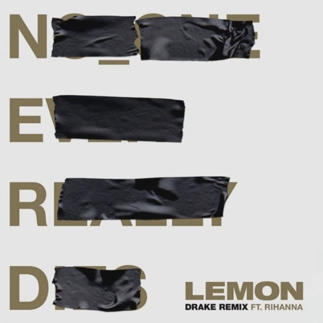 Drake Joins  N*E*R*D & Rihanna For 'Lemon' Remix [Listen] maxresdefault 1521332535 640x640