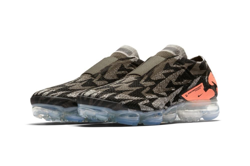ACRONYM x Nike Air VaporMax Moc 2 nike acronym vapormax 6