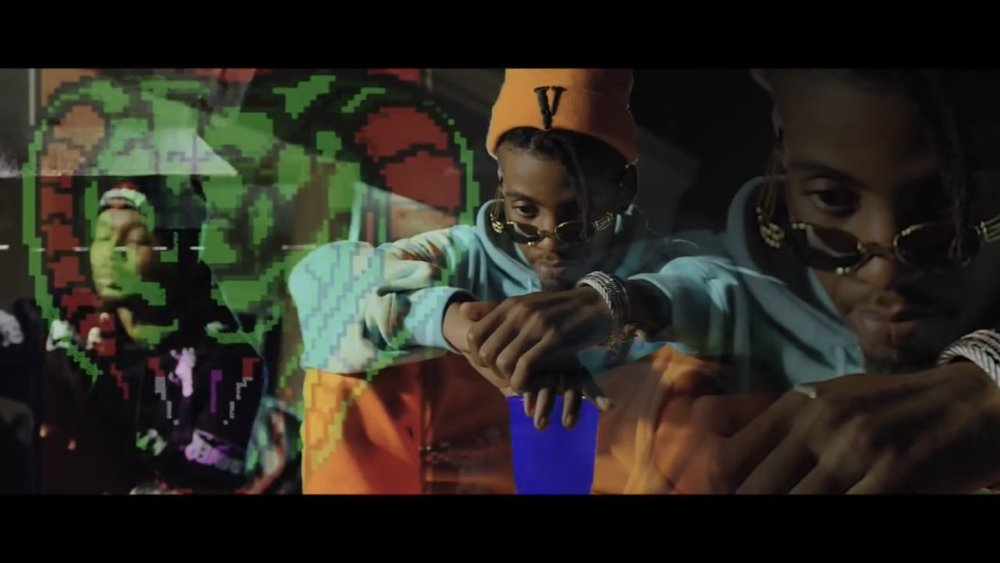 flame Watch Flame's New 'MoneyToday' Music Video Ft. A-Reece Ddj87z0X4AAclAe