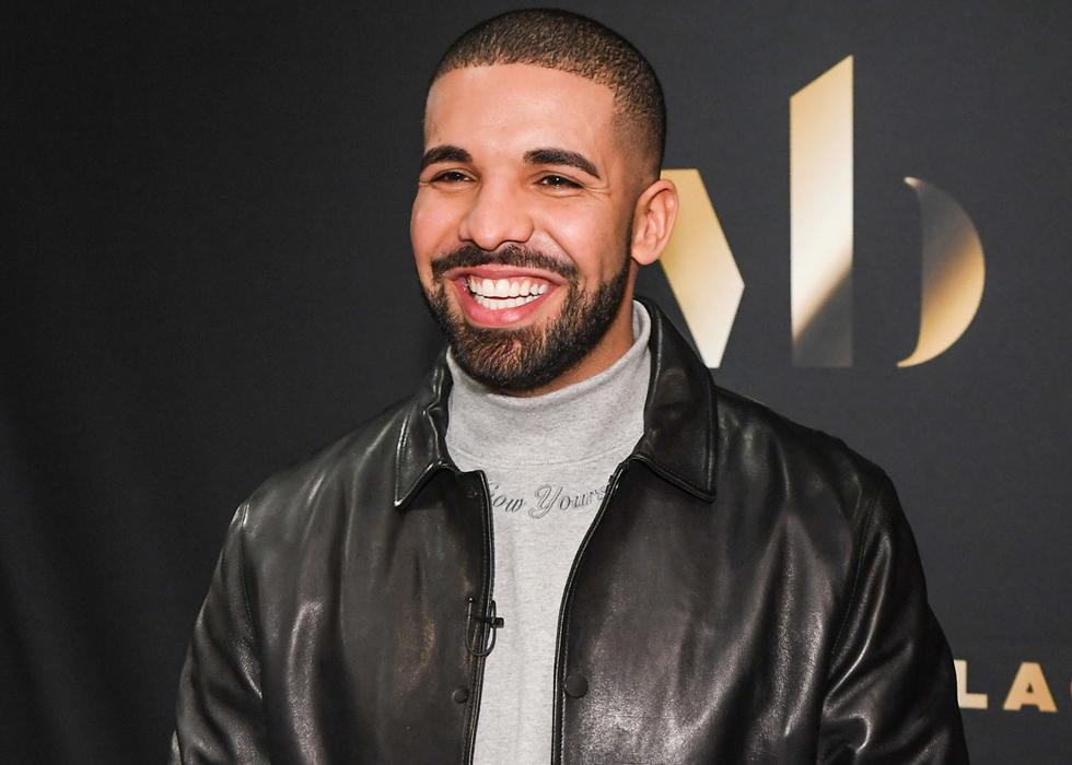 drake Drake Drops New 'I'm Upset' Music Video [Watch] 1519318123 drake smile