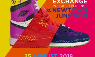 This Saturday The Sneaker Exchange Pop Up Experience Hits Newtown Junction DlB9bgMXcAAZ46V