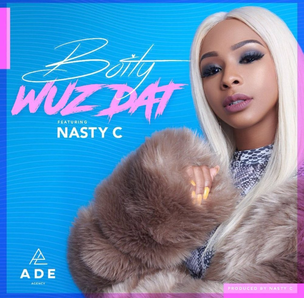 boity New Boity #WuzDat Single Ft. Nasty C Dropping This Friday Dll kSQW0AAn 9t