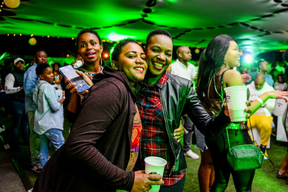 black coffee Hunter's Hosted An Unforgettable Party With Black Coffee! HUNTJHB HR 5562