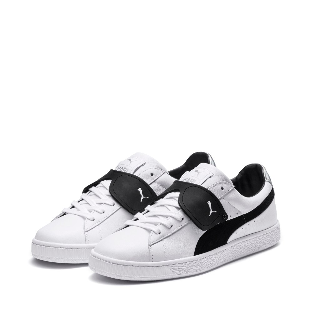 karl lagerfeld PUMA Drops Capsule Collection With Fashion Icon KARL LAGERFELD 36631401 Suede Classic x KARL