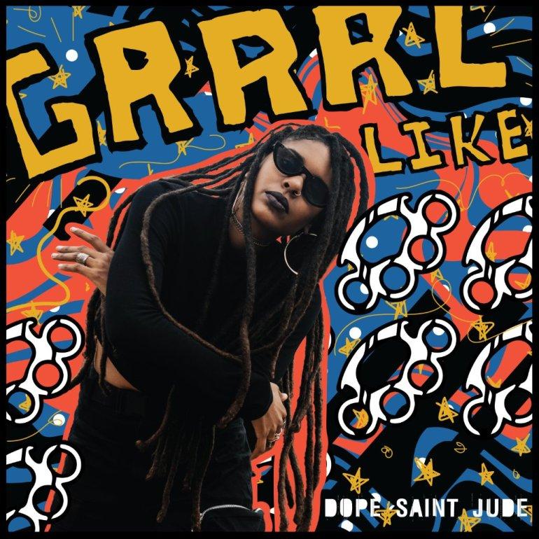 grrl like dope saint jude cover