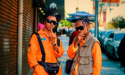 phresh clique Rap Duo Phresh Clique Dropping 2 New Visuals Off 'Take Off' EP Tomorrow [Watch] DnRm6SHXcAAjACM