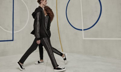 karl lagerfeld PUMA Drops Capsule Collection With Fashion Icon KARL LAGERFELD PUMA Suede 50 Lagerfeld