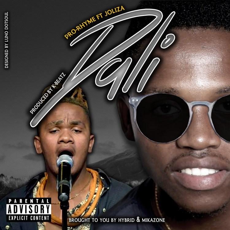 pro rhyme Listen To Pro Rhyme's Latest 'Dali' Single Ft. Joliza Dali cover