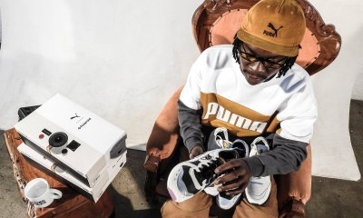 mkay frash Watch Mkay Frash Unbox & Review The PUMA X Polaroid RS-0 & RS-100 Sneaks DrAH3A1X4AA0p0V