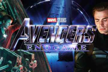 avengers endgame New 'Avengers Endgame' Trailer Breaks Viewing Record [Watch] Avengers Endgame Logo and Iron Man and Captain America